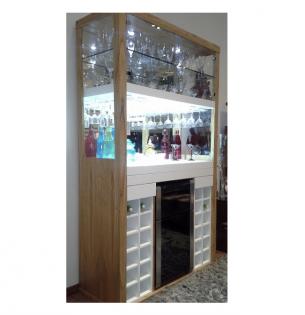 Cristaleira Verona